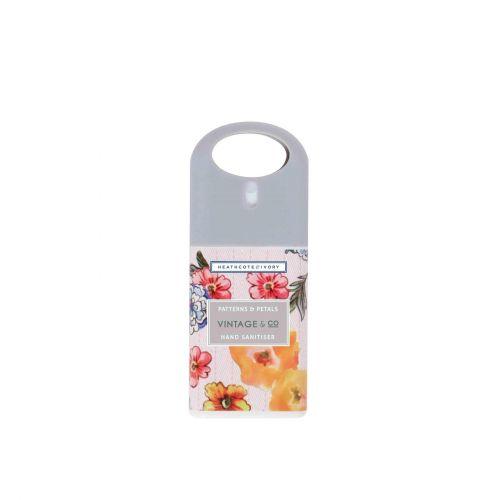 HEATHCOTE & IVORY / Antibakteriálny sprej na ruky Patterns & Petals