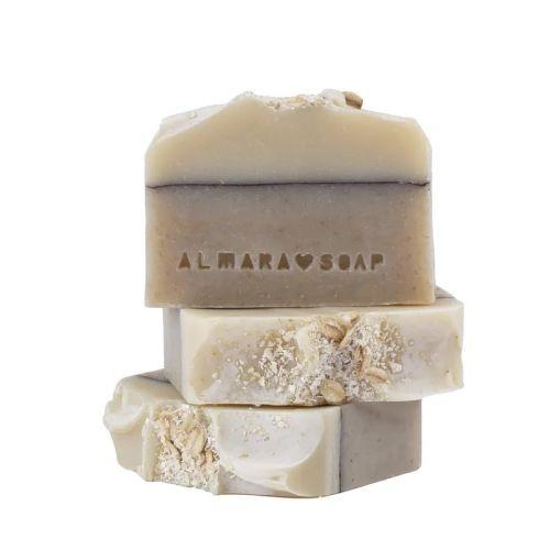 Almara Soap / Prírodné mydlo Ovsený koláč