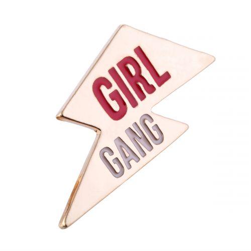 sass & belle / Odznačik Girl Gang