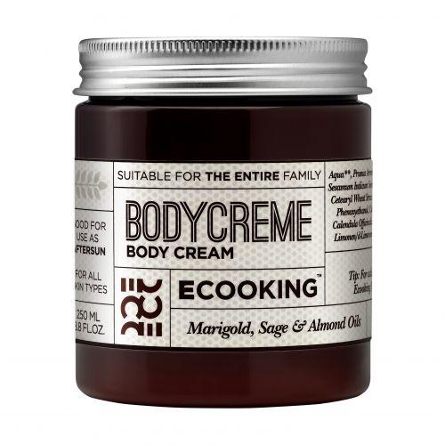 ECOOKING / Vyživujúci telový krém 250ml