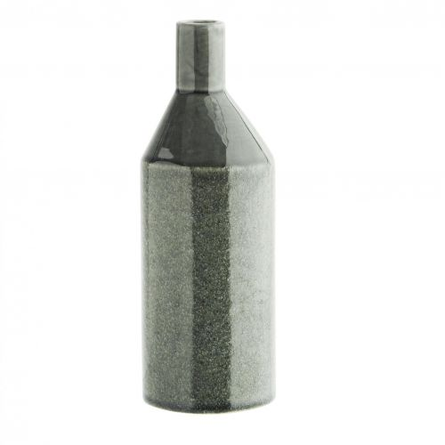 MADAM STOLTZ / Keramická váza Stone Green