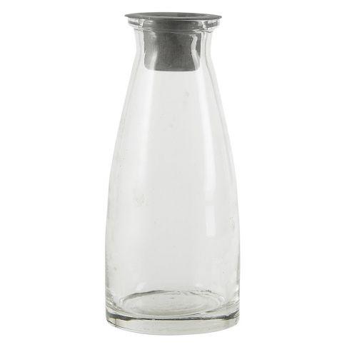 IB LAURSEN / Sklenený svietnik na vysokú sviečku Glass 13 cm