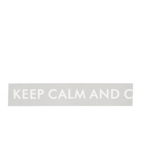 MADAM STOLTZ / Dizajnová samolepiaca páska Keep Calm