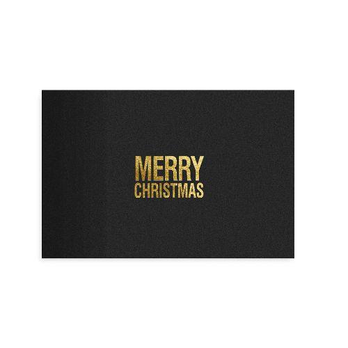 TAFELGUT / Pohľadnica Merry Christmas 12x17,5 cm