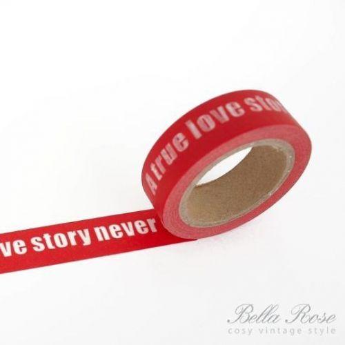 La finesse / Samolepiaca designová páska - Love