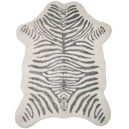 Bloomingville / Detský koberec Zebra 190x145 cm
