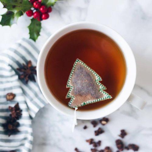 TEA HERITAGE / Vianočný čaj Chritmas Tree Tea 5 ks
