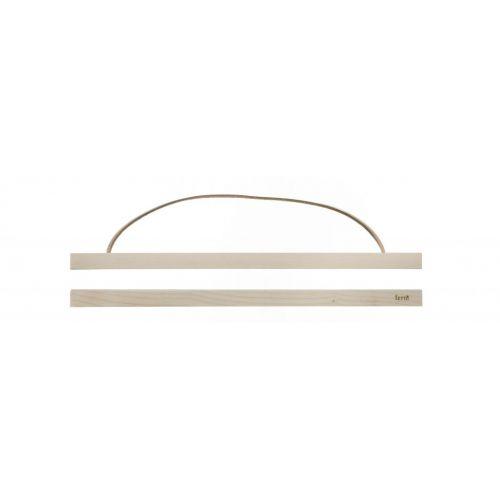 ferm LIVING / Drevený rámček Maple 51cm