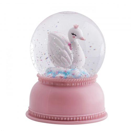A Little Lovely Company / Svietiaca snehová guľa - Swan Princess