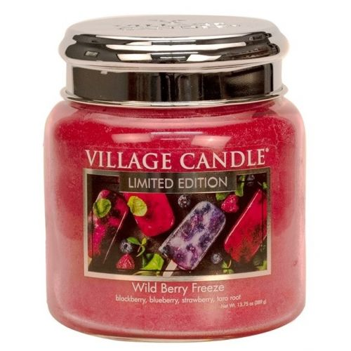 VILLAGE CANDLE / Sviečka Village Candle - Wild Berry Freeze 389g