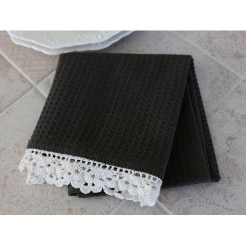 Chic Antique / Utierka Coal lace
