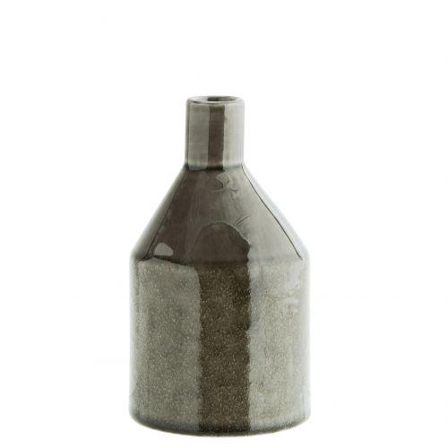 MADAM STOLTZ / Keramická váza Stone Grey
