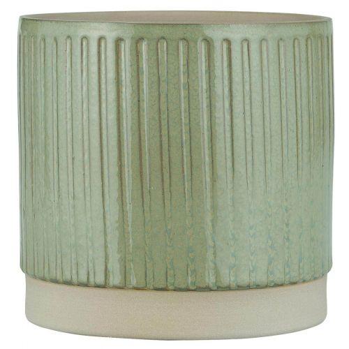 IB LAURSEN / Obal na kvety Dusty Green Ø 14cm