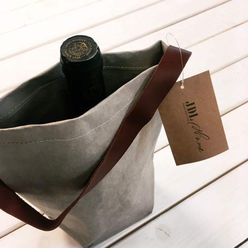Jeanne d'Arc Living / Taška na víno Recycled Paper