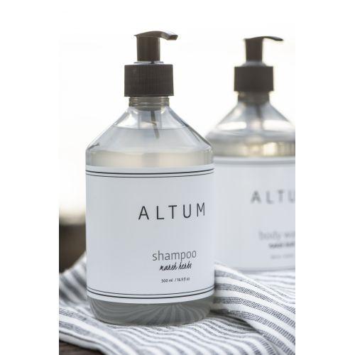 IB LAURSEN / Šampón na vlasy ALTUM - Marsh Herbs 500ml