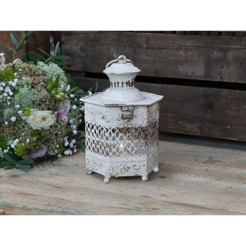 Chic Antique / Kovový lampáš Old Lantern