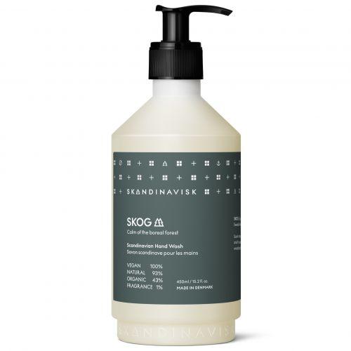 SKANDINAVISK / Tekuté mydlo na ruky SKOG (les) 450 ml