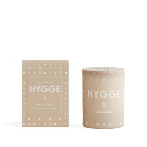SKANDINAVISK / Vonná sviečka HYGGE (útulný domov) mini 55 g