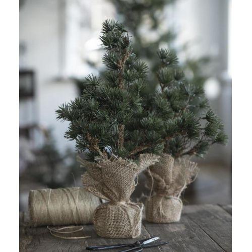 IB LAURSEN / Umelý stromček Cedar Jute 42 cm