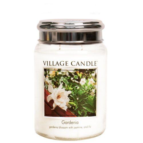 VILLAGE CANDLE / Sviečka Village Candle - Gardenia 602g