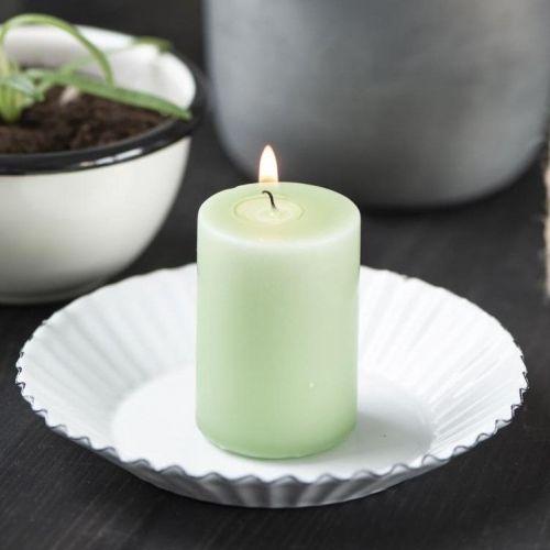 IB LAURSEN / Sviečka Light Green 6 cm