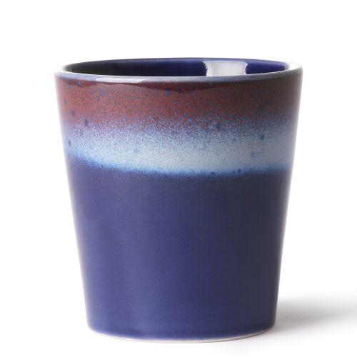 HK living / Keramický hrnček 70's Mug Air 180 ml