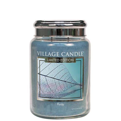 VILLAGE CANDLE / Sviečka Village Candle - Purity 602g