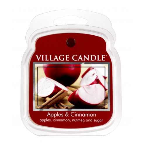 VILLAGE CANDLE / Vosk do aromalampy Apple Cinnamon