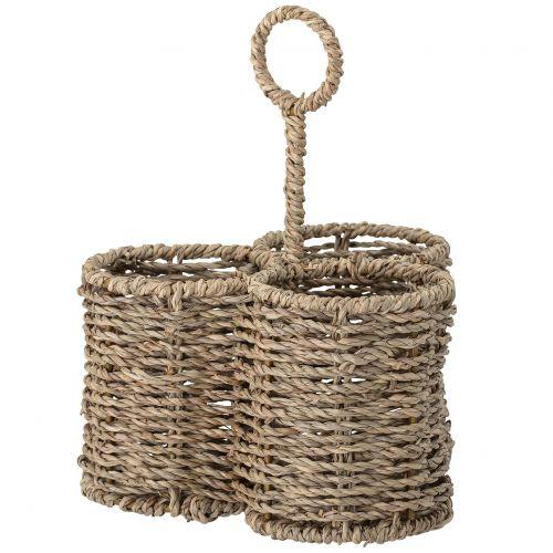 Bloomingville / Prútený košík Roanna Seagrass