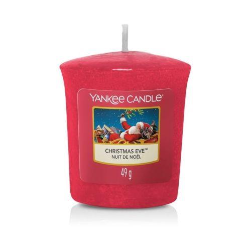 Yankee Candle / Votívna sviečka Yankee Candle - Christmas Eve