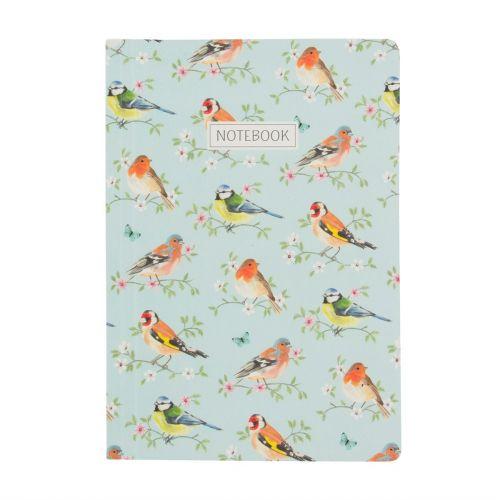 sass & belle / Nelinkovaný zošit Garden Bird