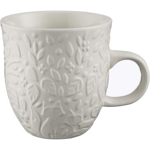 Mason Cash / Keramický hrnček In the Forest Cream Mug 480 ml