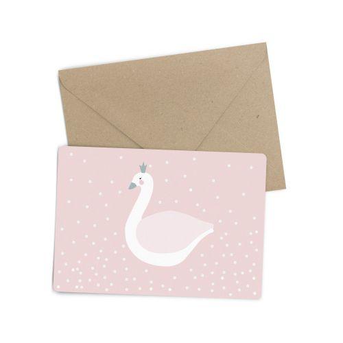 EEF lillemor / Prianie s obálkou Swan