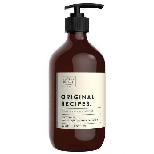 SCOTTISH FINE SOAPS / Tekuté mydlo na ruky Kozie mlieko a avokádo 500ml