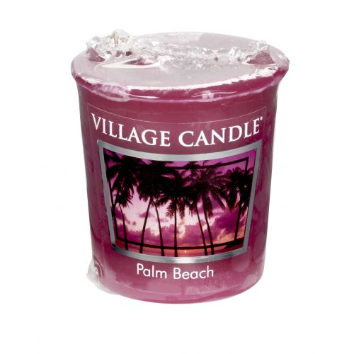 Village Candle / Votivní svíčka Village Candle - Palm Beach