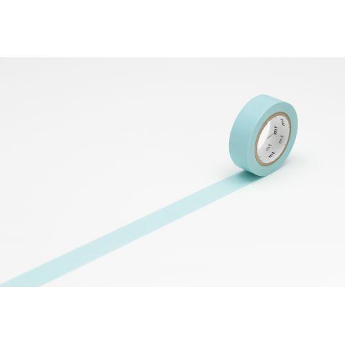 mt / Dizajnová samolepiaca páska Baby blue