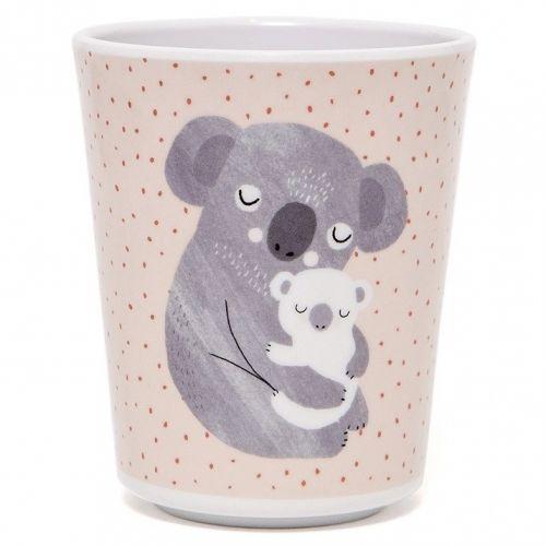 PETIT MONKEY / Detský melamínový pohárik Koala