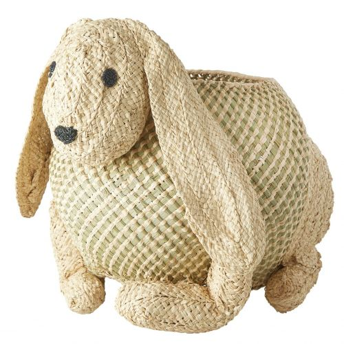 rice / Detský úložný košík Bunny 60 cm