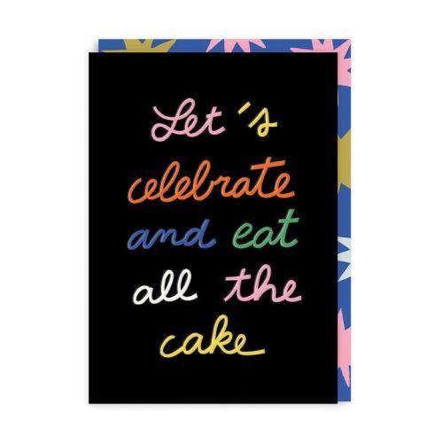 Ohh Deer / Prianie k narodeninám Eat All The Cake