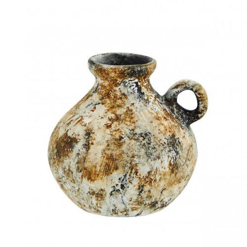 MADAM STOLTZ / Dekoratívna váza Terracotta 9,5 cm