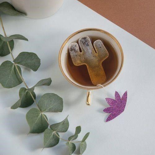 TEA HERITAGE / Zelený čaj s jazmínom Cactus 5 ks