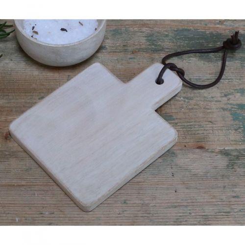 Chic Antique / Drevená servírovacia doštička Laon Mango Wood