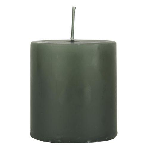 IB LAURSEN / Sviečka Deep Green - 7 cm