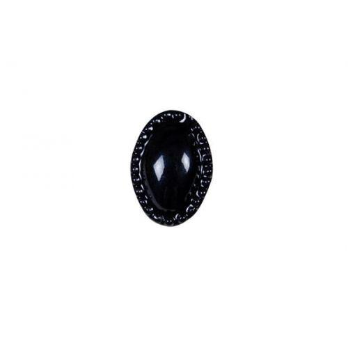 La finesse / Porcelánová úchytka Black