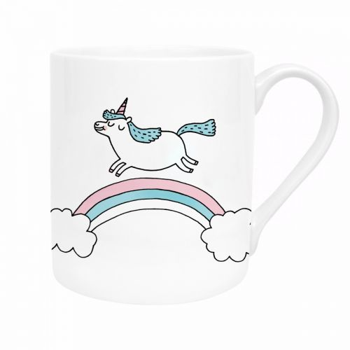 Ohh Deer / Porcelánový hrneček Magical Unicorn 325 ml
