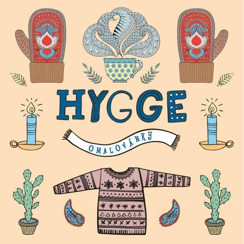 / Relaxačné omaľovánky Hygge