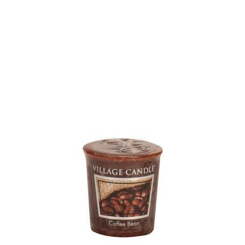 VILLAGE CANDLE / Votivní svíčka Coffee Bean