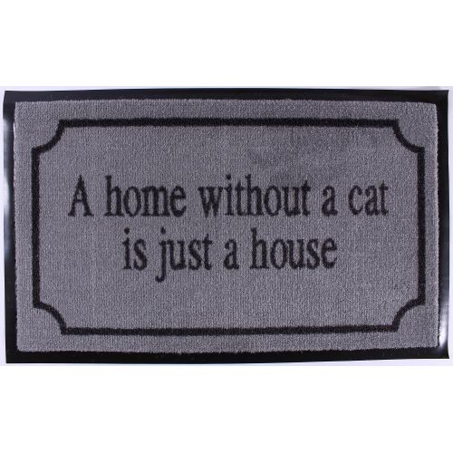 La finesse / Rohožka Home without a cat