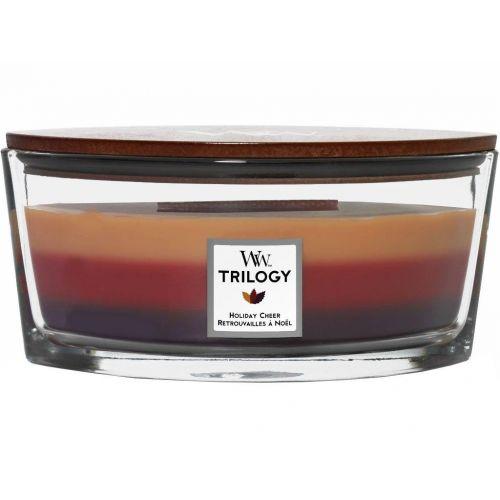 WoodWick / Vonná sviečka WoodWick - Holiday Cheer 454 g