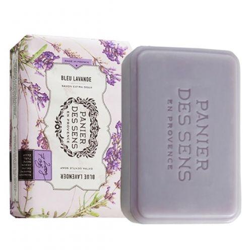 Panier des Sens / Extra jemné rastlinné mydlo Blue Lavender 200g